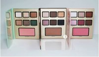 Wholesale Good quality In stock Chrismas Limited Edition Eyeshadow palette LATTE COOKLE MOCHA Pallet EyeShadow