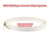 Wholesale nF K pF V X7R SMD Multilayer Ceramic Chip Capacitor