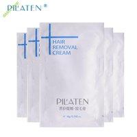 Wholesale DHL PILATEN Painless Depilatory Cream Legs skin care Depilation Cream For Hair Removal For Armpit Legs Hair Removal Cream
