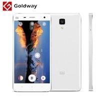 Wholesale Original Xiaomi Mi4 M4 Mobile Phone quot x1080P Snapdragon Quad Core MP Camera Android MIUI Classic Flagship