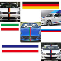 Wholesale Car Flag Sticker Cover For BMW E46 E52 E53 E60 E90 X1 X3 X5 X6 E39 E36 Z4