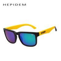 as pic Man as pic Wholesale-New Fashion Square Sun Glasses Vintage Men Women Brand Designer Sunglass PC Plastic Retro Sunglasses Oculos Gafas Cheap china