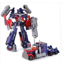 Wholesale New Edition Genuine Transformation Robot Model Movie Diamond Class V Cool Change Voyager Class Robot Car rc Toy for Kids