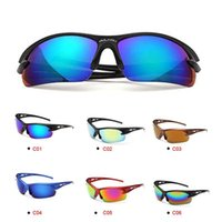 Wholesale Sports Running Driving Motorcycle Riding Glasses Clear Cycling Outdoor Sports Athlete s Sunglasses UV protection Lenes for Men Women