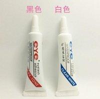 Wholesale Factory Direct DUO Water proof Eyelash Adhesives glue G White BlacK Make Up Tools Professional