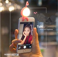 beauty photography lighting - LED selfie light Flash bluetooth Beauty Self timer lights Taki Three kinds of light Anchor photography