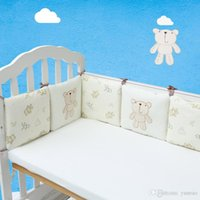Wholesale Baby Bedding Sets cotton crib bumpers cm pc design free combination crib protection