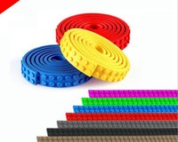 Wholesale 2017 New hot Plastic Tape Blocks Base Plate Building Blocks