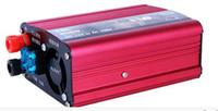 Wholesale 12 v to v w inverter vehicle mounted inverter sine wave solar household USB power converter