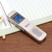 Wholesale BENJIE High Quality Mini metal Long Time Recording Time GB digital voice recorder with speaker made in China