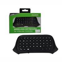 Wholesale For Xbox One Controller Chatpad Message Keyboard mm Audio Port G Wireless With Retail Packing