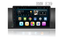 Wholesale 9 Inch Pure Android Car Stereo with G WIFI GPS Navi Mirror Link Autoradio FM AM for BMW E39 E53 X5