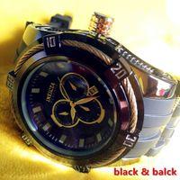 Wholesale NEW INVI Quartz Watch Men Military Luxury Brand Logo Watches Waterproof Ladies Men s fashion watch