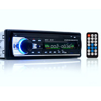 Wholesale JSD MP3 Player Bluetooth Radio Audio Stereo Car Video Player USB DVD CD With Remote Control