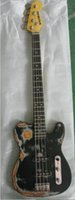 Wholesale 4 string second hand looking old tl bass guitar in stock Custom shop reasonable price factroy supply