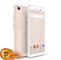 Bluboo Picasso 4G 5.5inch Smartphone MTK6735 Quad Core Android 6.0 2 Go 16 Go Expansion externe NFC GPS Dual SIM original déverrouillé téléphone