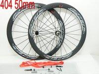 Wholesale New Matte finish mm FireCrest Carbon Tubular Clincher Road Wheelset carbon wheels with Novatec hubs