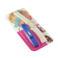Wholesale High Quality Hair Clip Professional Trimming Bangs Premium Haircutting Tools Pack Guide Layers Bangs Cut Kit Hair Clip ZA1500