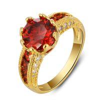 amazon korea - 2016 New arrival amazon jewelry weatern korea alloy plating gold diamond set wedding diamond ring finger geometric ring
