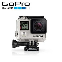 Wholesale GoPro HERO4 Black Sports Camera and GoPro Accessories Tripod Adapter For GoPro Bundle WiFi Action HD Camera Gopro Hero4 style car dvr