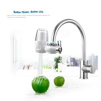 Wholesale Hight Quality Kitchen Faucets Filter Tap Water Filter Household Water Purifier Washable Ceramic Filter Mini Water Purification