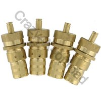 universal auto vehicle air bag valves - Tyre Deflator x Brass Air Deflators PSI Tyre Valve Core Tool Pressure WD Tire with black bag