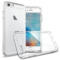 Wholesale Ultra Hybrid iPhone S Case with Air Cushion Technology and Hybrid Drop Protection for iPhone S iPhone Crystal Clear