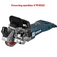 Wholesale CW6121 Multifunction Wall Groove Cutting Machine Wall Chaser Machine For Brick Granite Marble Concrete