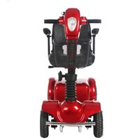 Wholesale 2016 new style fashionable v w four wheel electric scooter scooter for the handicapped