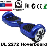 Wholesale UL2272 Hoverboard USA Stock Self Balancing Scooter Skateboard Safest Electric Scooters Drifting board CE UL Charger Two Wheel Balance Board