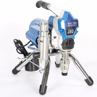 Wholesale Profesional Electric Airless Paint Sprayer PISTON Painting Machine with W motor factory selling directly