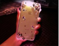 Wholesale 2017 NIGHT FLASH NEW For Iphone7 plus Case SILICONE Mobile Phone Case Cover For Iphone