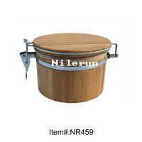 Wholesale Bamboo storage case box