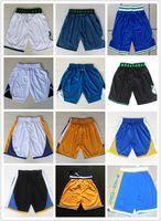 Wholesale Men s Kevin Durant Basketball Shorts Timberwolves Running Shorts Summer Beach Warriors Sport Shorts Kyrie Irving For Men Lakers Training Sh
