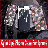 Wholesale Kylie jenner Cell Phone Case For Iphone s Iphone6 Plus Plus New lip TPU Back Cover Protection Shell Gifts