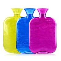 Wholesale Hot Selling Warm Water Bag Pocket Heater Hand Warmer Bottle Detachable Hot Water Bottle Cover Household Merchandises JC0298