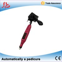 Wholesale Nail Drill Set Pen Shape Electric Pedicure File Bit Acrylic Manicure Pedicure