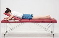Wholesale New Best Massage Black PU Reiki Portable Massage Table w Carry Case U9