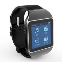 Wholesale New fashion touch screen smart watch mp3 player GB bluetooth running sports type FM radio