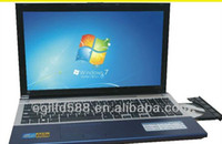 Wholesale 15 inch screen size notebook netbook Model A156 high configuration gb ram and TB hdd free DHL express shipment