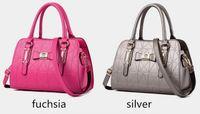 Wholesale 2016 hot sale Fashion Women Ladies seven colors boston bags western style Designer Handbags versatile pu leather backpacks