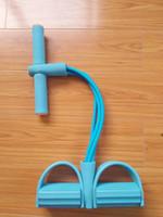 abdominal straps - Manufacturers selling pedal foot tubing sit ups health ms abdominal organ tubing multifunctional fitness equipment
