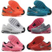 Wholesale 2014 High Quality Brand Airs Fashion Sport Women Shoes Maxes KPU Running Kids Sneakers Trainning Freerun Shoes