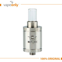 airs valve boxes - Authentic SMOK Xpure RDA Rebuildable Dripping E Cigarettes Atomizer Tank for ego Box Mod Vape with Air Control Valve