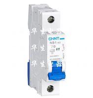 Wholesale Residual Circuit Breaker CHINT NB1 B C ln ln series Modular DIN Rail Prorducts MCB