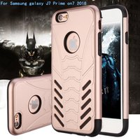 Wholesale Caseology armor TPU PC in Shockproof explosion proof For Samsung galaxy J7 Prime ON7 J5 Prime ON5 cell phone cases