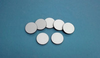Wholesale Ultrasonic Piezo Ceramic Disc mmx2 mm PZT4 A MHz Piezo Electric Disk PZT Beauty Crystals Chips Sensor PZT Transmitter Chips