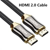 Wholesale Lamchin Loly Cable Series HDMI Cable K D M FT Male to Male Gold Plated for HDTV LCD Laptop PS4 Computer