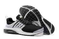 Cotton Fabric b sportswear - Hot Air Presto Oreo Black White Sports Running Shoes For Men Women Presto Br Walking Airs Sneakers Fashion Sportswear