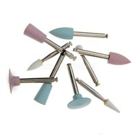Wholesale New Hot Dental Grinding head Products Composite polishing kit For low speed handpiece Bistrique contra angle